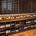 Wine room photo